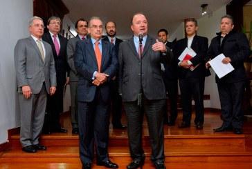 Centro Democrático presentará sus propuestas frente al acuerdo