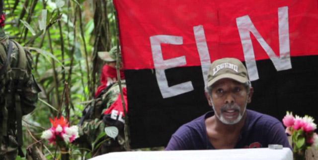ELN debe liberar esta semana a excongresista, dice negociador