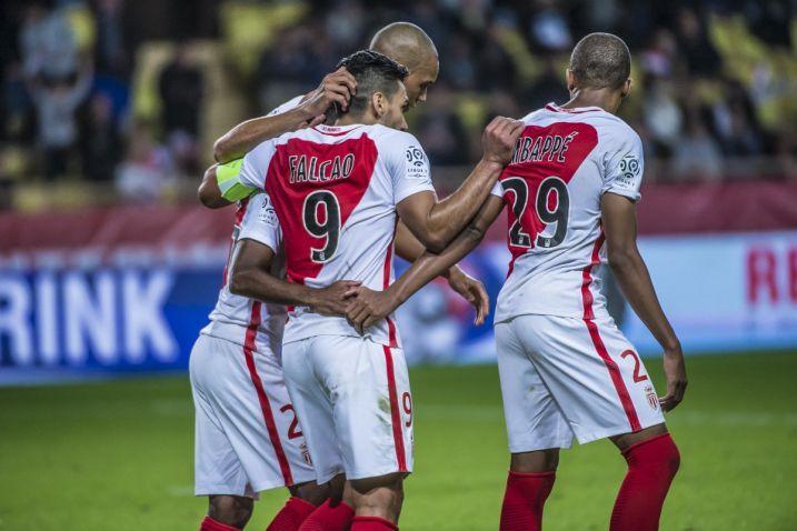 El 'Tigre' Radamel Falcao volvió a rugir en la liga francesa