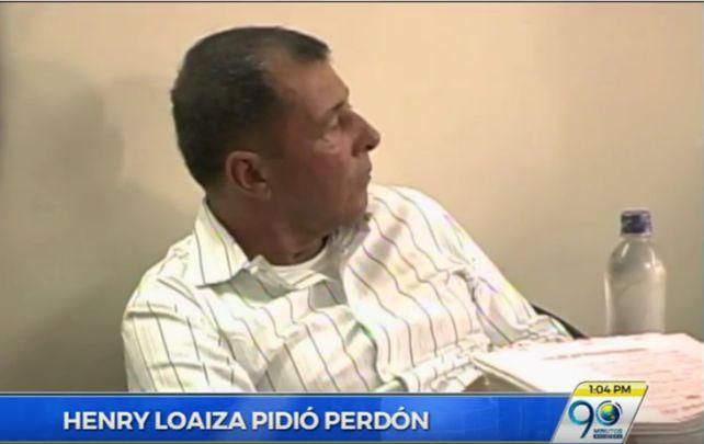 Alias El Alacrán pide perdón a víctimas de Trujillo, Valle