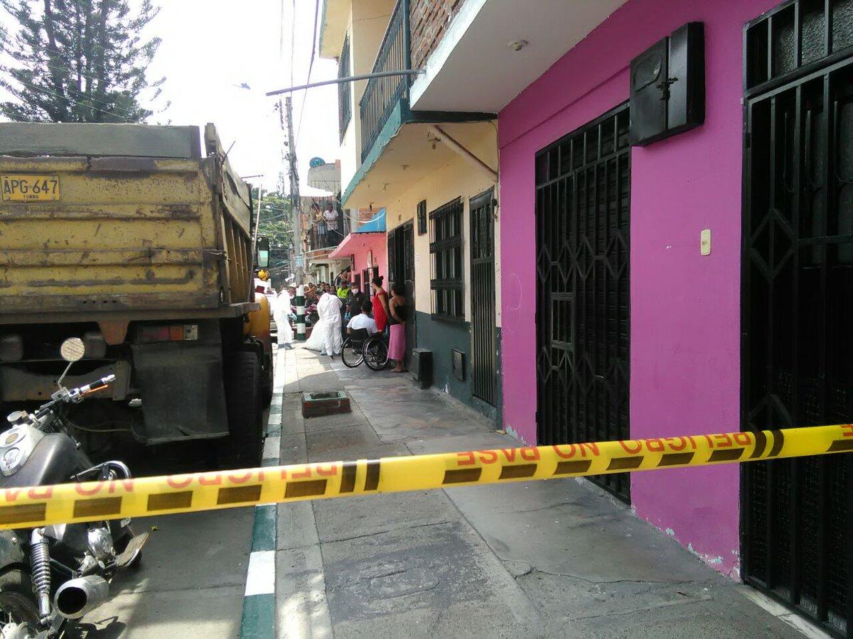 Guardian del Inpec fue asesinado en el barrio Marroquín