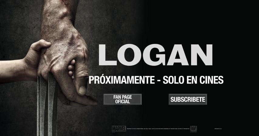 Primer tráiler de Logan, despedida de Jackman como Wolverine
