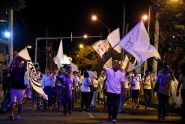 """""""Gran Marcha Pacífica"""" movilizará a diez ciudades de Colombia por la paz"""