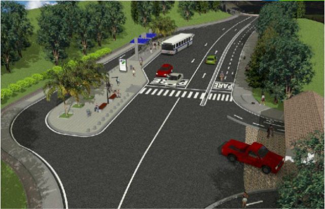 Proyecto de ampliación de la vía a Pance iniciará en noviembre