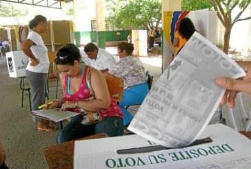 Por motivos climáticos se trasladó una mesa de votación en Cartago Valle