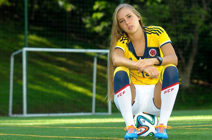 Nicole Regnier, la nueva ficha del América en 2017 para jugar en Liga Femenina