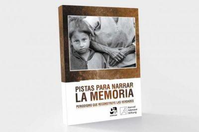 Univalle presenta el libro 'Pistas para narrar la memoria'