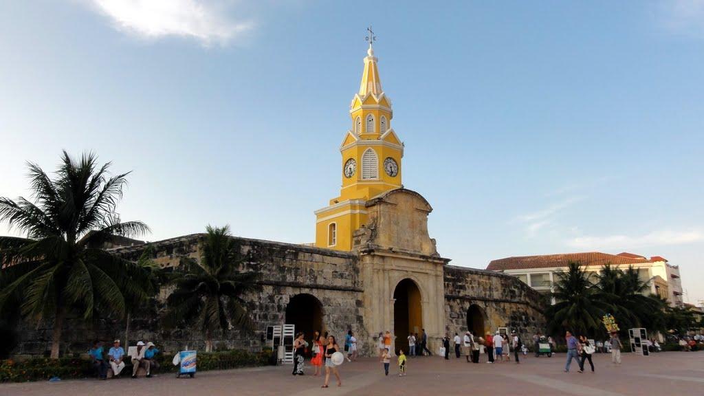 Alcalde de Cartagena levantará una escultura de Santos, en honor al Nobel de Paz