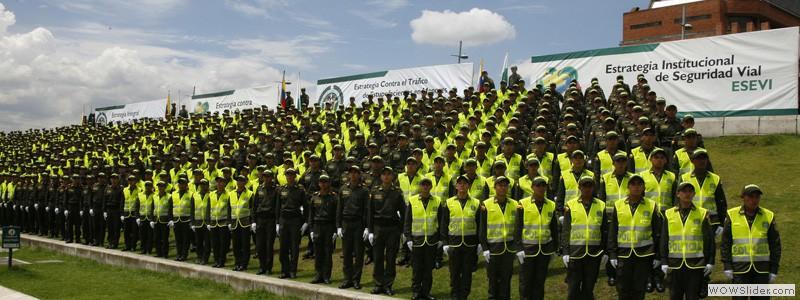 Policía Nacional convoca a los jóvenes caleños a prestar servicio militar