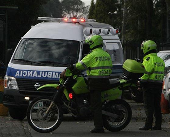 Enfrentamientos con el ELN deja un policía herido en el Cauca