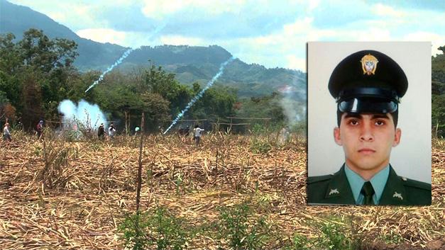 Policía murió en enfrentamiento entre indígenas y Esmad