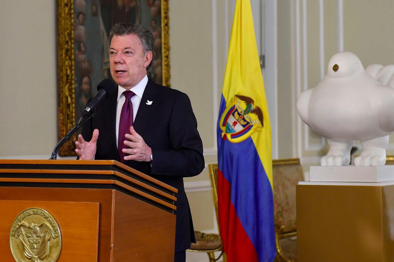 Santos cita a nueva reunión a líderes del No al acuerdo de paz
