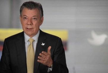 Presidente Santos prorroga hasta el 31 de diciembre el alto al fuego con Farc