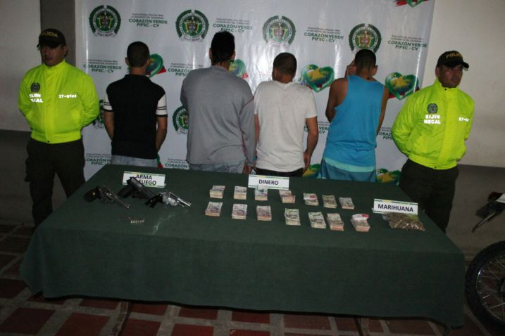 Juez ordenó libertad de tres de los detenidos por 'taquillazo'