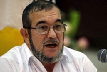 Farc mantendrá el cese al fuego bilateral a pesar del triunfo del No