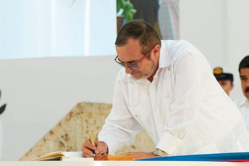 Timochenko: Las Farc quieren la paz y usarán solo la palabra para construirla