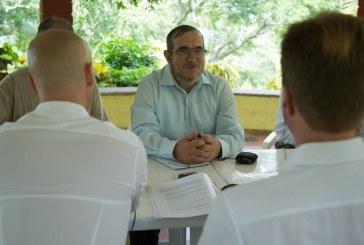 Farc respaldan eventual inicio de fase pública de proceso de paz con ELN