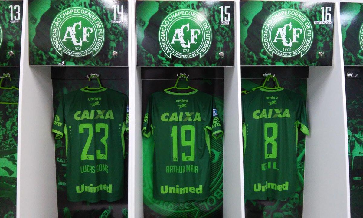 Estos son los 19 jugadores del Chapecoense que murieron en el accidente aéreo