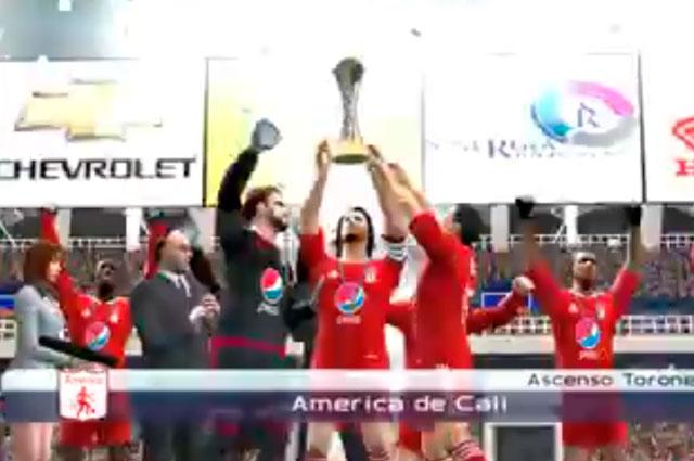 Seguidores del América realizaron vídeo del ascenso del equipo