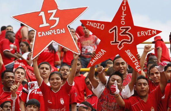 América, uno de los equipos con el mayor número de estrellas en la historia del fútbol colombiano