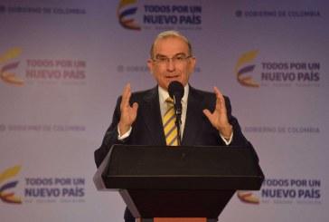 De la Calle pide unidad de colombianos en torno al nuevo acuerdo con las Farc