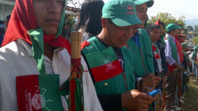 Tribunal de paz investiga casos de personas desaparecidas en región indígena