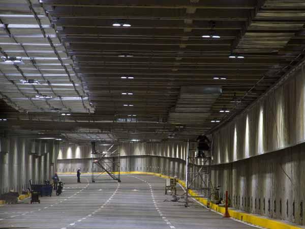 Túnel de la Avenida Colombia estará cerrado por cinco horas
