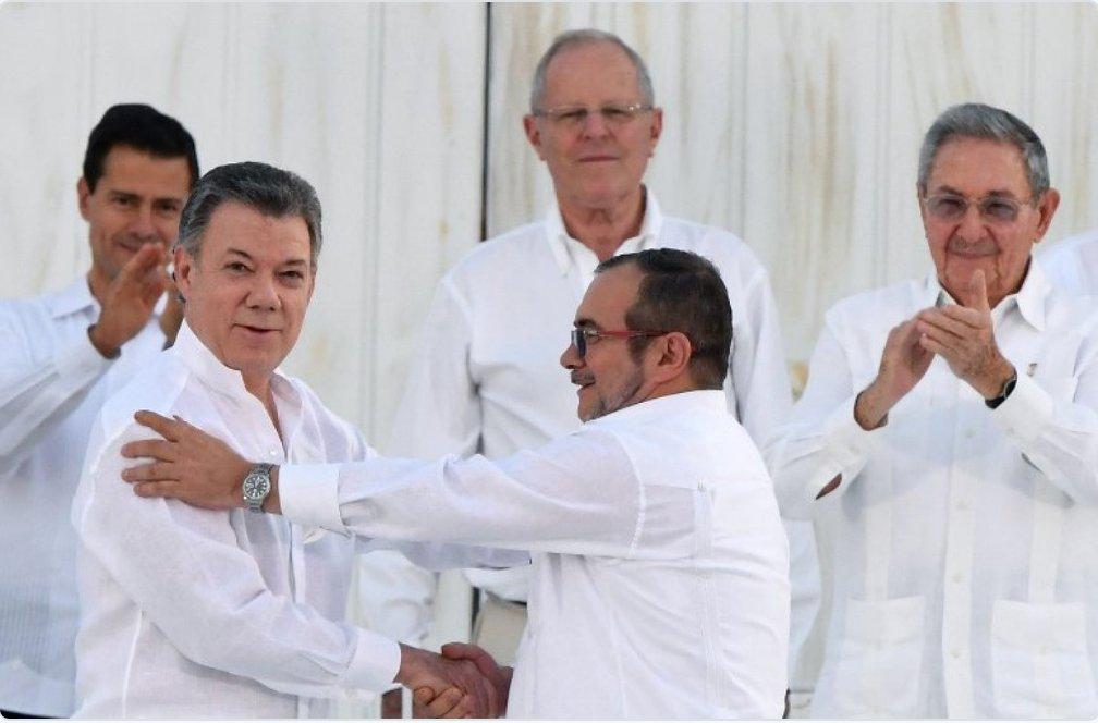 En una sencilla ceremonia se firmará hoy el nuevo acuerdo de paz