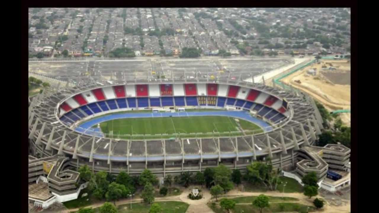 Modificarán césped del estadio de Barranquilla tras críticas de James Rodríguez