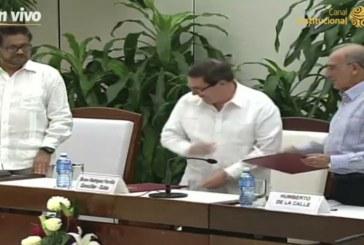 Ya un hay nuevo acuerdo de paz entre Gobierno y Farc