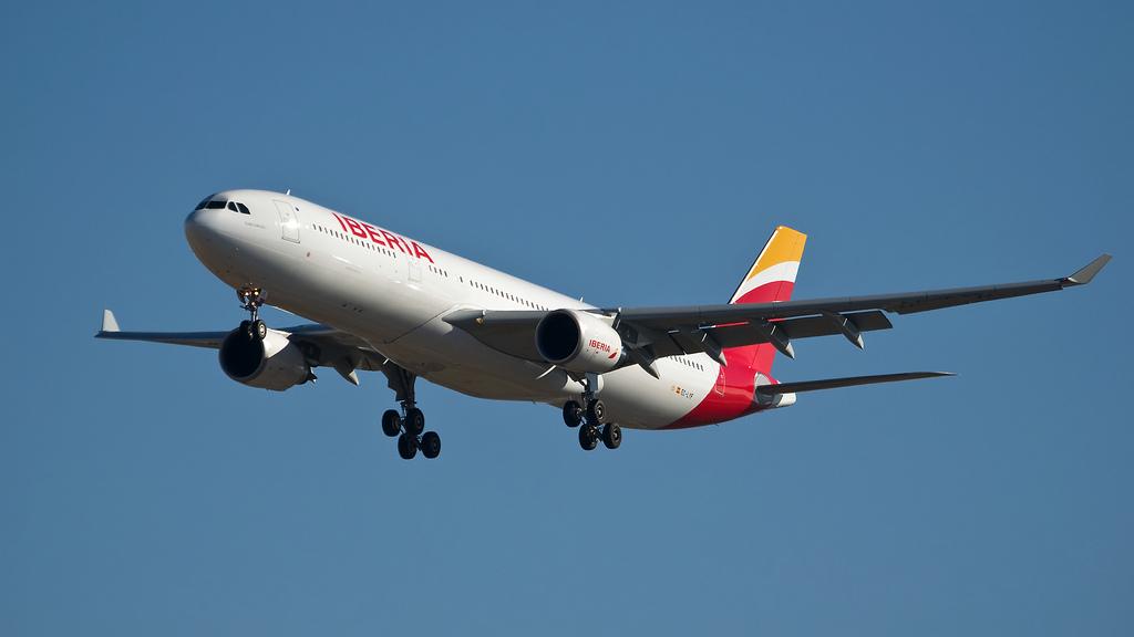 Vuelo directo Cali- Madrid de Iberia será suspendido desde abril de 2017