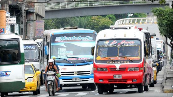 Solicitan a la Alcaldía de Cali levantar Pico y Placa para buses