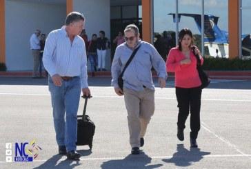 Líderes de Farc llegan a Bogotá para tratar implementación de acuerdo de paz