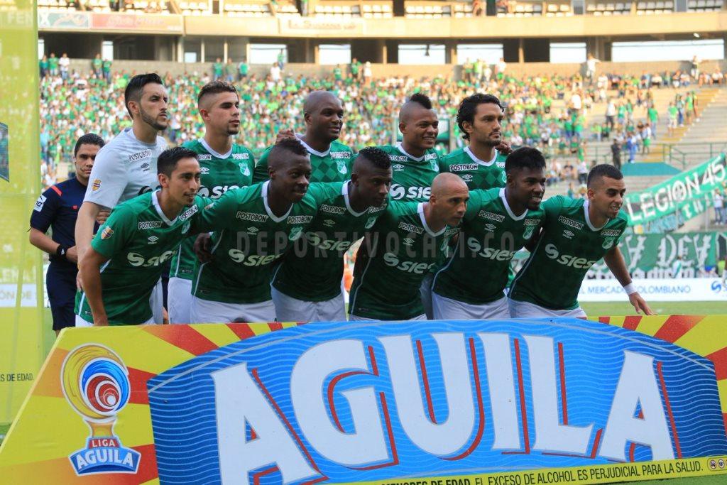 Los históricos de Colombia se tomaron los cuartos de final de la Liga
