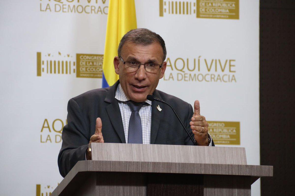 """""""Nuevo acuerdo de paz con FARC será antes del 20 de noviembre"""": Roy Barreras"""