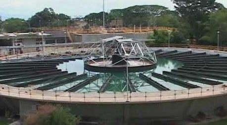 Plantas de tratamiento de agua de Emcali vuelven a funcionar