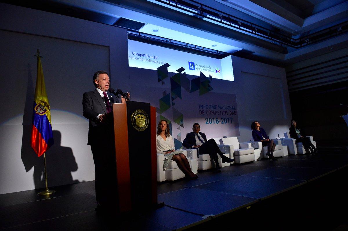 Colombia profundizará relación con EE.UU. tras victoria de Trump: Santos