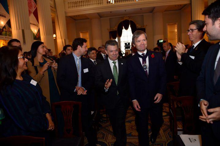 Presidente Juan Manuel Santos anunció que no habrá segundo plebiscito