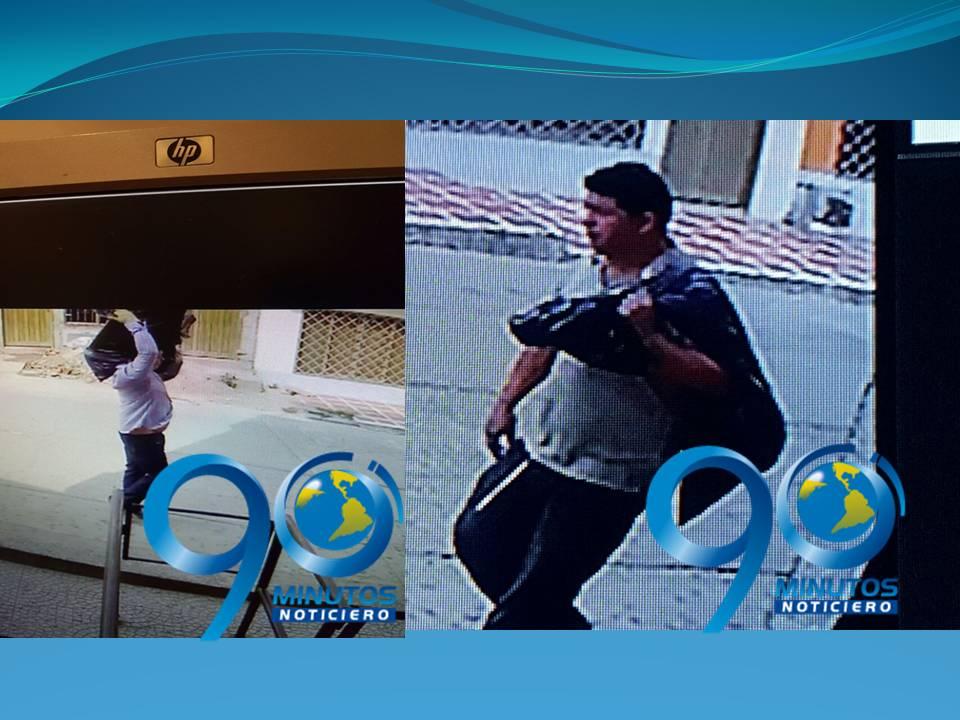 En video quedó grabado presunto homicida de dos mujeres en Yumbo