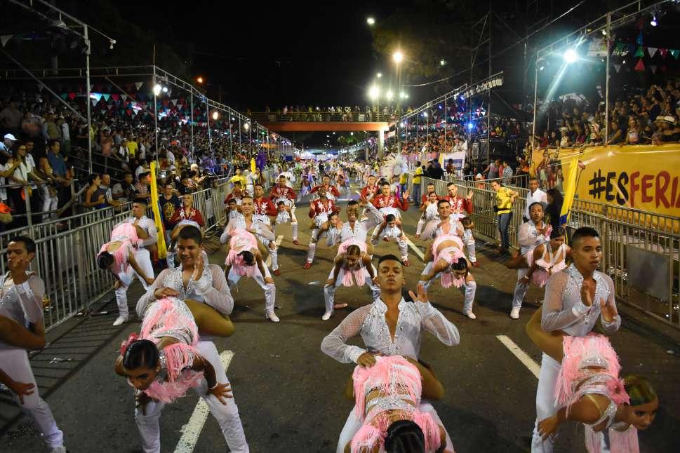 En video: Esto fue lo que pasó en el desfile más anhelado por los caleños, el Salsódromo