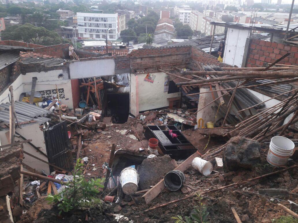 Alcaldía asumirá gastos fúnebres de afectados por derrumbe