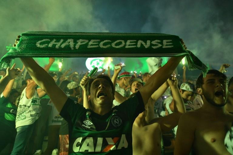 Chapecoense jugará el 29 de enero su primer partido después de tragedia aérea