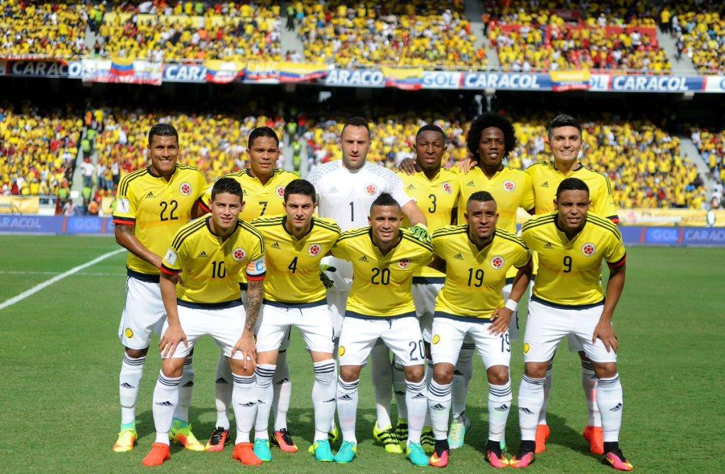 Colombia termina el año en sexto puesto del ranking de la FIFA
