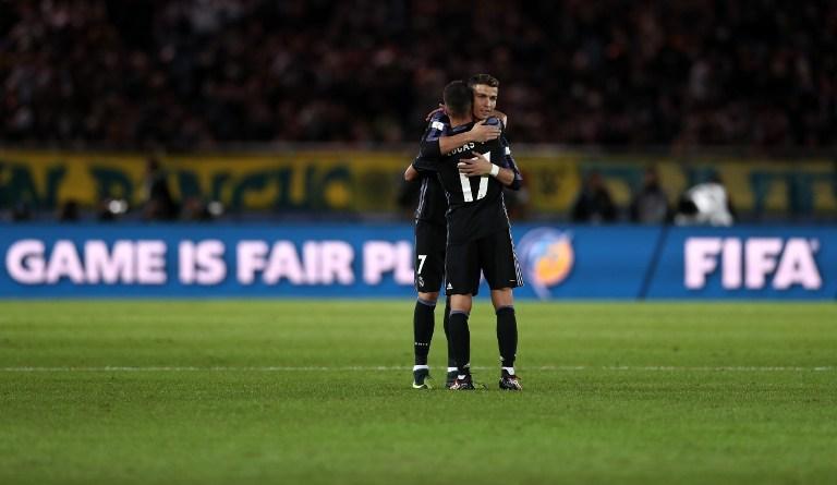 Benzema y Cristiano llevan al Real Madrid a la final del Mundial de Clubes