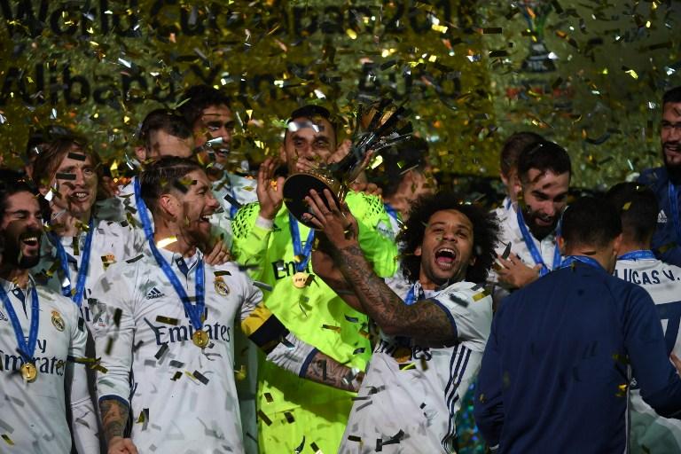 Cristiano Ronaldo, con triplete, hace al Real Madrid pentacampeón mundial
