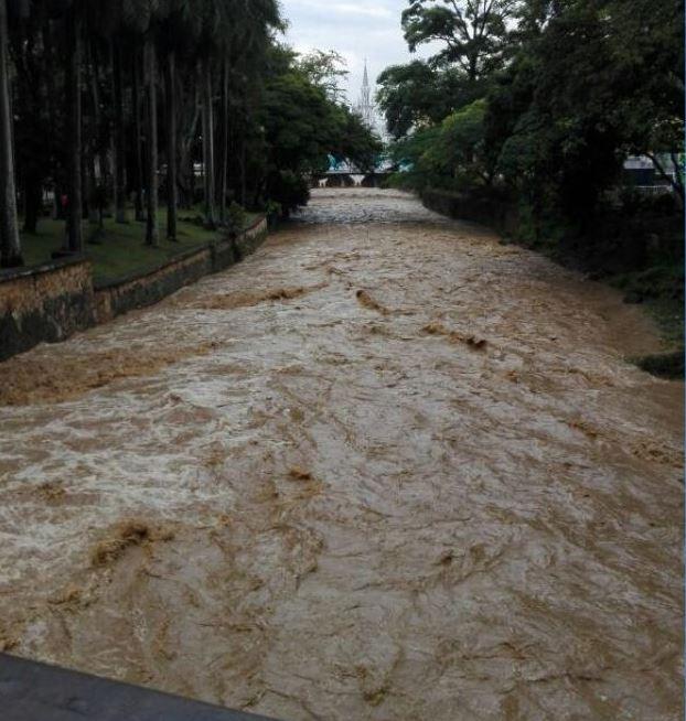Cali sin sistema de drenaje para evacuar lluvias excesivas
