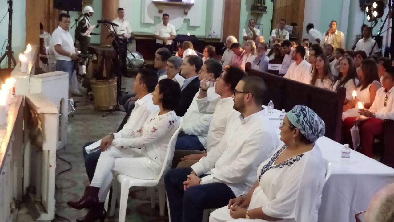 Las Farc pidieron perdón a familiares de diputados del Valle en Cali