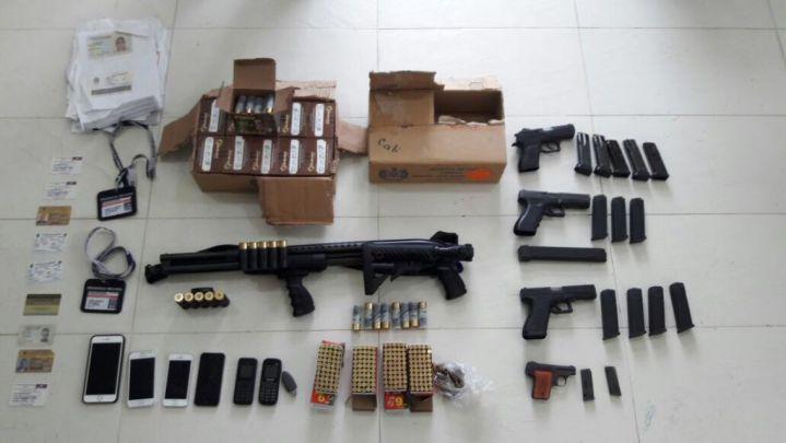 Detenidos cuatro integrantes de la banda criminal de 'El Búho'