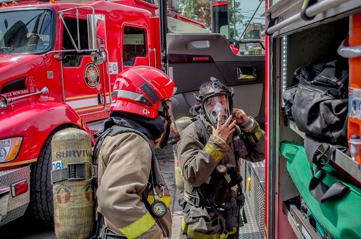 Incendio de pesebre deja tres personas lesionadas en Cali