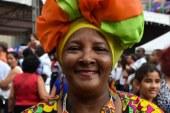 Las mujeres afro fueron las protagonistas de 'Una feria de moda'